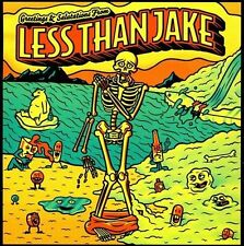 Greetings & Salutations by Less Than Jake (Vinyl, Nov-2012, Fat Wreck Chords)
