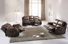 Relax-Sofa Schlafsofa Polstermöbel Couch Fernsehsessel 5129-3+2+1-VF03 sofort