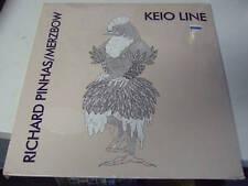Richard Pinhas/ Merzbow - Keio Line  Plus triple LP new  sealed