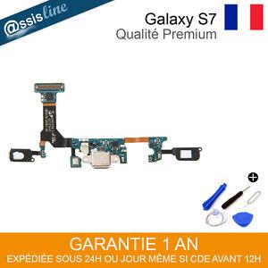 NAPPE FLEX DOCK CONNECTEUR DE CHARGE + MICRO SAMSUNG GALAXY S7 G930F