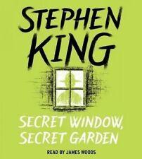Secret Window, Secret Garden by Stephen King (CD-Audio, 2016)