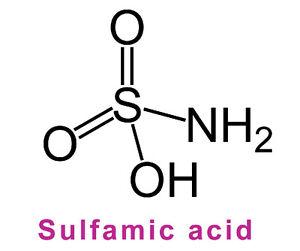 Sulfamic acid, amidosulfonic acid, sulfamidic acid  99,6% - 200 g