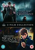 FANTASTIC BEASTS TWO FILM COLLECTION [DVD][Region 2]