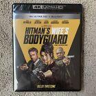"Hitman's Wife's Bodyguard (4K Ultra HD + Blu-ray, 2021) ""New"" ""Sealed"""