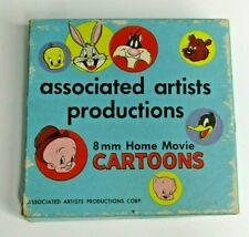 8 mm Home Movie Cartoons The Egg Collector Associated Artist Productions