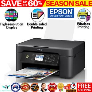 Epson Expression Home XP-4100 Print Copy Scan Wireless Multi-function Printer