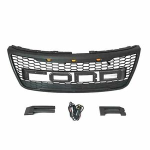 Ford Explorer Grille Replacement Front Grill 2012 2013 2014 2015, with Letters