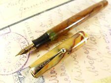 Restored Parker Depression Era Fountain Pen Flex Nib