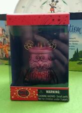 "Disney Vinylmation 3"" Park Set 1 Poster Haunted Mansion Creepy Wallpaper New"