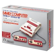 New Nintendo Classic Mini Famicom family computer from Japan Free shipping