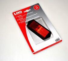 EAL 10205 - Reflektor rechteckig Zum Schrauben orange