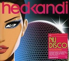 Hed Kandi Nu Disco The Future Sound of (Friendly Fires Tom Middleton) 2cd neuf dans sa boîte