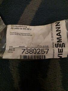 Viessmann Zündgasleitung universal IZS für Gaskessel (z.B: Atola) -  7380257 NEU