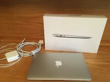 "Apple MacBook Air 11"" 1.7GHz Dual Core i7 Laptop 8GB RAM 512GB SSD Fresh Battery"