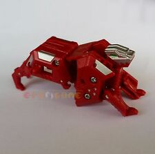Bakugan - GRAKAS HOUND TRAP PYRUS Red - New  Vestroia, senza carta - USATO EY