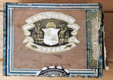 Vintage Cigar Box Suerdieck Brazil Kibacana