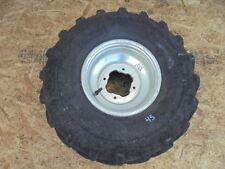 Right rear wheel rim Dirt Devil tire Yamaha Raptor 350 660 700 #45