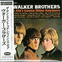 WALKER BROTHERS-THE SUN AIN'T GONNA SHINE...-JAPAN MINI LP CD BONUS TRACK C94
