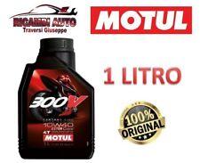 1 LITRO OLIO MOTORE MOTUL 300V 300 V 10W40 10 W 40 100% SINTETICO FACTORY LINE
