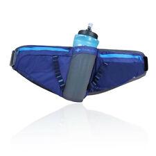 Raidlight Mens Activ 600 Belt Blue Sports Running Breathable Lightweight Pockets