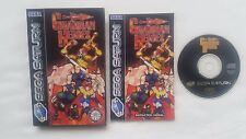 Guardian Heroes - SATURN - Complet PAL fr TBE