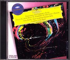 Maazel: falla El amor brujo three-Cornered ha Stravinsky Firebird Grace Bumbry
