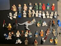 Lego Star Wars Minifigures - RARE - *100% Authentic*