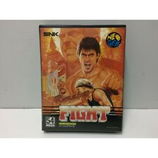Burning Fight SNK Neo Geo AES Jap