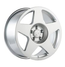 17X8 Fifteen52 Tarmac 4x100 ET42 Speed Silver Wheel (1 Rim)