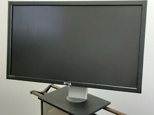 "24"" Dell Professional P2411Hb Screen Monitor 1920x1080 Flt Panel LED-backlit LCD"