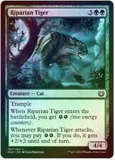 1 x Riparian Tiger - Foil - Kaladesh - LP - Magic The Gathering - MTG