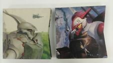 Aura Battle Dunbine 7LD  2BOX   JAPAN anime Laser Disc LD   USED