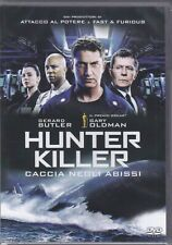 DVD Hunter Killer ~ Hunting Negli Abyss New 2018