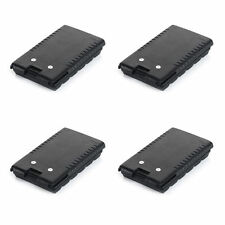 4X1800mAh Battery for Yaesu/Vertex Standard FNB-57 FNB-V57 FNB-64 FNB-83 Radio