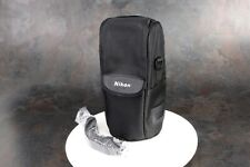 ^Nikon CL-M2 Camera Lens Case for Telephoto Lenses [MINT]