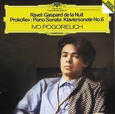 Ravel: Gaspard de la Nuit/Prokofiev: Piano Sonata No.6 - Pogorelich - CD