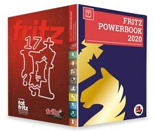 Fritz 17 Chess Playing Software Bundled with Fritz Powerbook 2020+Database 2020