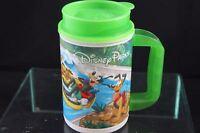 Disney Parks Rapid Fill Cup Travel Mug Mickey Minnie Goofy Pluto Donald Water