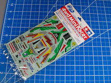 New Tamiya 1/32 decals 4wd Mini Racer #15043 Grasshopper II Jr. Dress up sticker