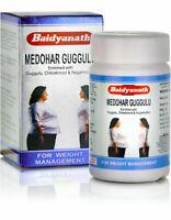 Baidyanath Medohar Guggulu 120 Tablets Indian Ayurvedic Herbal WA350