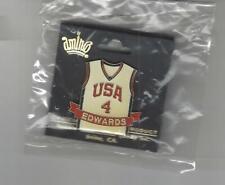 TERESA EDWARDS USA OLYMPIC BASKETBALL PIN * RARE * NEW ORIGINAL PKG WNBA