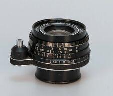 Schneider Kreuznach Curtagon 1:4 28mm // Exakta Exa