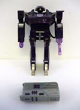 TRANSFORMERS SHOCKWAVE Vintage G1 Action Figure Commander COMPLETE 1985