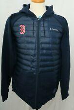 New Boston Redsocks Mlb Embroidered Columbia Northern Comfort Hoody Men's Xl