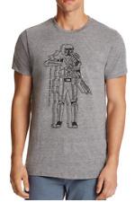 Junk Food Star Wars Stormtrooper Graphic Tee , Steel, Size L, MSRP $38