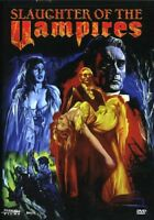 Slaughter of the Vampires [New DVD]
