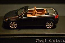 VW Golf Rabbit Convertible VI 2012 Schuco in scale 1/43 dealer edition