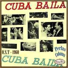 CUBA BAILA O.S.T Perlas Cubanas CD #108/120 CUBAN Dance Enrique Jorrín O. Urfé