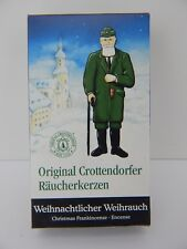 German Crottendorfer Frankincense Scent Incense Cones for Smokers