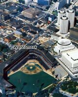 MLB 1960's Pittsburgh Pirates Forbes Field Aerial View Color 8 X 10 Photo Pic
